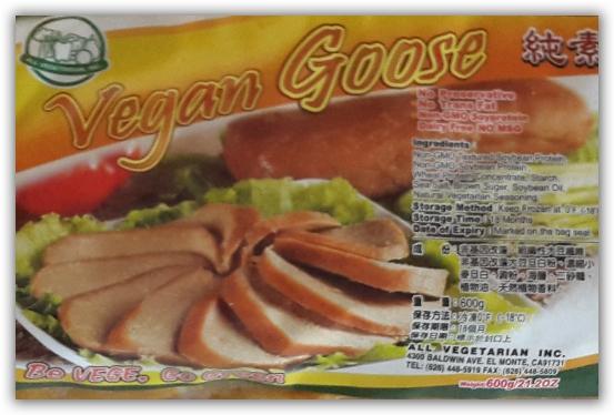 Vegan Goose